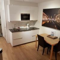 BRANDNEW groundfloor appartment