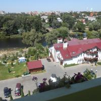 Apartment on Zalyvna 5