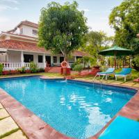 Portuguese Luxury Vagator 4 Bed Pool Villa - Captain