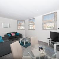 Two bed ground floor apartment, can sleep six, free parking & wifi
