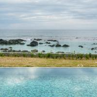 New luxury beachfront apartment in Tamarin