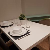 Elegant Platinum Apartment