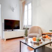 ClubLord Appartement chaleureux et calme proche Nation