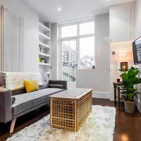 Modern bright 1 bed in Little Venice with roof-top