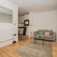 Spacious Studio Apartment near Canary Wharf