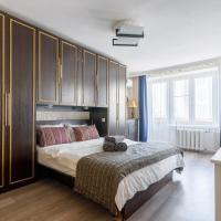 Daily Rooms Apartment at Yakimanka