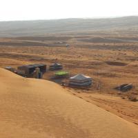 Alshmokh Camp
