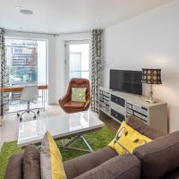1 Bed Apartment in Clerkenwell with Balcony