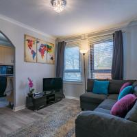 Gorgeous flat near GLA airport