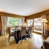 Bel appartement de standing à Megève