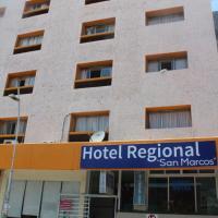 Hotel Regional San Marcos