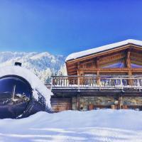 Marmotte Mountain Eco Lodge