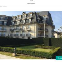 Deauville rez de jardin