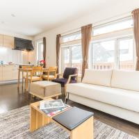 Lodge Mori Apartments