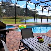 ACO Premium – 8 Bd with private pool and Grill (1731)