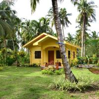 Buko Yellow House with Big Garden
