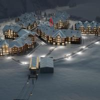 New Gudauri Suites