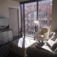 Downtown Apartment near American Airlines Center
