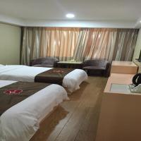 Thank Inn Chain Hotel Hunan Huaihua Hecheng District South High Speed Rail Station