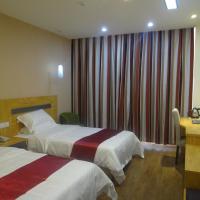 Thank Inn Chain Hotel Henan Zhengzhou Zhengxin Road East Side