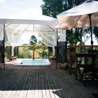 Avalon Private Spa Villa with Beautiful Tree Views