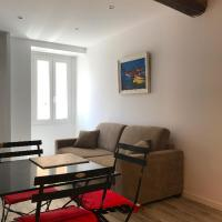 Appartement de charme centre ville historique Ajaccio