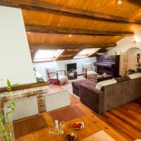 Attic flat at San Giacomo square-Corfu town
