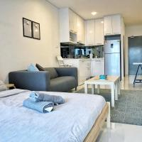 Modest Studio Mercu Summer Suites