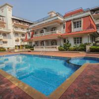 OYO Home 10874 Pool View 3BHK Villa Colva