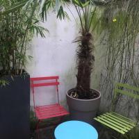 Studio indépendant RDC maison de ville Bruxelles
