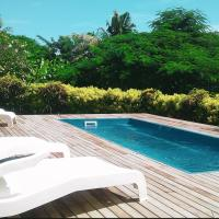 Oasis Pool Villa Fiji