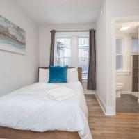 Three-Bedroom, Two-Bath Apt in North End