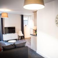City Centre Pad with Secure Parking