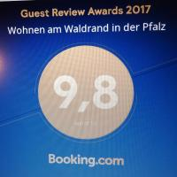 Wohnen am Waldrand in der Pfalz