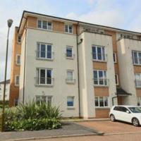2 bed modern ground floor flat in Stirling