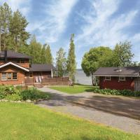 Four-Bedroom Holiday Home in Tuusmaki