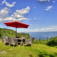 Les 2 Iles - Les Chalets Spa Canada