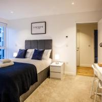 The Hay - St Pancras Luxury Apt