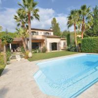 Four-Bedroom Holiday Home in Grasse