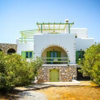 Archipelagos Villas - Villa Naxos