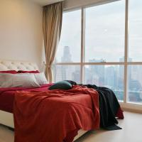 (1 - 6 Guests Big Room) Binjai 8 near KLCC with City View