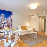 Modern Apartment Bica dos Olhos