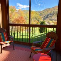 Cozy Cabindo at Maggie Valley Club