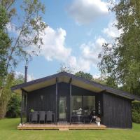 Four-Bedroom Holiday Home in Hornbak