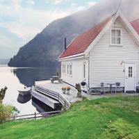Three-Bedroom Holiday Home in Flekkefjord
