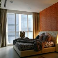 (1 to 4 Guests) Binjai 8 Near KLCC (City Rain)