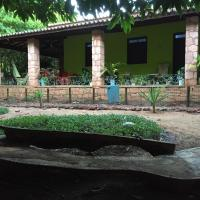 Casa Verde Lençois