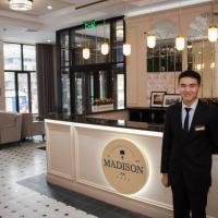Madison Ave Hotel Bishkek