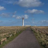 Barnsness Lighthouse