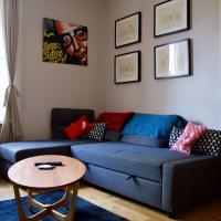 1 Bedroom Ground Floor Colony Flat Sleeps 4